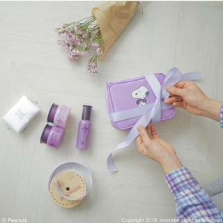 (BN) Innisfree Orchid Enriched Cream Lucky Box