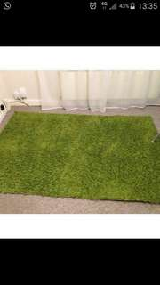 Looking for Ikea green rug HAMPEN carpet