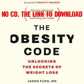 The Obesity Code by Jason Fung (AUDIOBOOK)