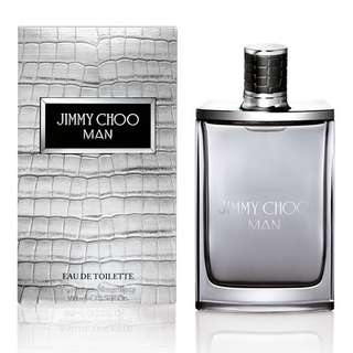 Jimmy Choo Man EDT for Men (100ml/Tester)