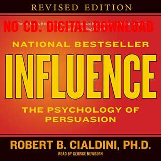 Influence by Robert Cialdini (AUDIOBOOK)