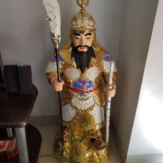 Golden Emperor porceline finish