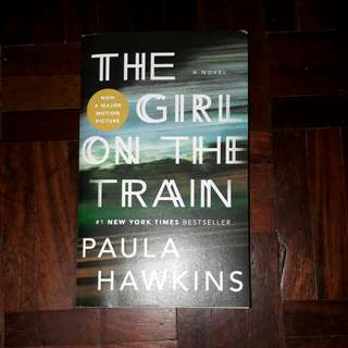 BRAND NEW The Girl on the Train