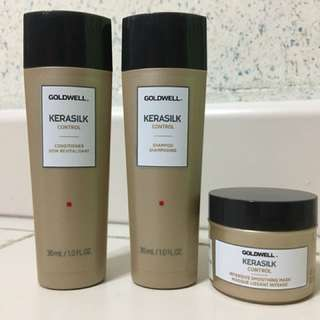 (Price Reduced) Goldwell Kerasilk Control