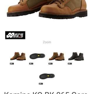 Komine KO BK-065 Goretex Short Boots