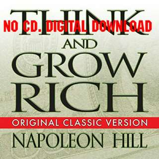 Think & Grow Rich by Napoleon Hill (AUDIOBOOK)