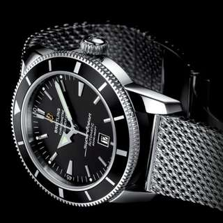 Breitling Superocean Heritage 46 mm watch
