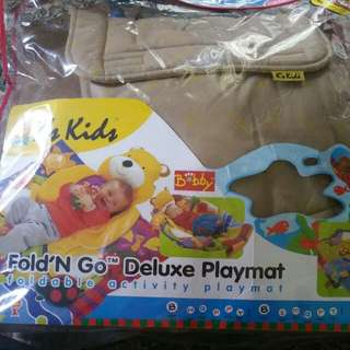 Fold'N Go Deluxe Playmat