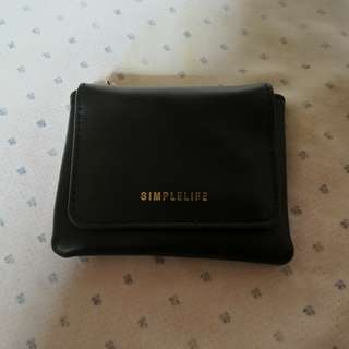 Mumuso Simple Life Wallet