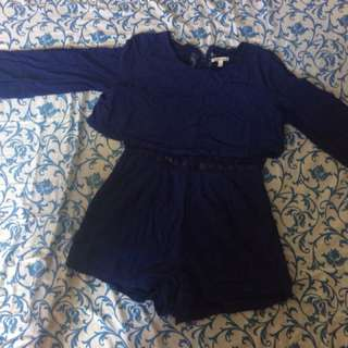 CR Romper Dress
