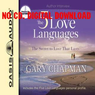 The 5 Love Languages by Gary Chapman (AUDIOBOOK)