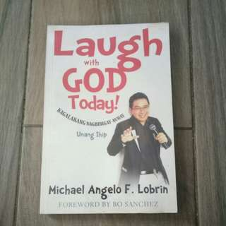 Laugh with God Today