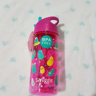 Smiggle water bottle small