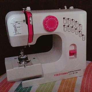衣車 裁縫機 縫紉機 日本yokoyama