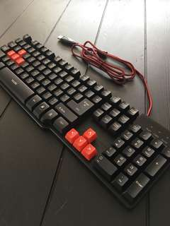 Valore Mechanical Keyboard