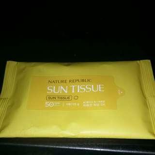 Nature Republic - Sun Tissue