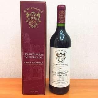 朗派爾德福爾卡德紅葡萄酒2009(750ml)