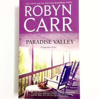 Paradise Valley by Robyn Carr (romance book)