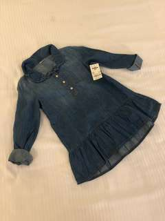 OshKosh B'gosh Girls Top NWT!