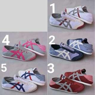 Sepatu asic tiger onitsuka sz 37-40