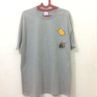 Kaos Patch Abu Abu Misty