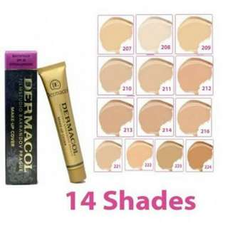 SALE Dermacol Makeup Cover Foundation