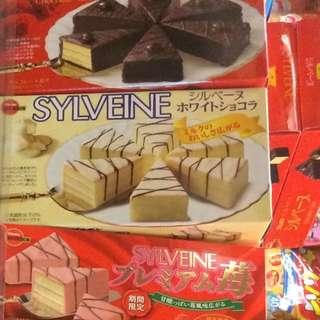 日本三角蛋糕