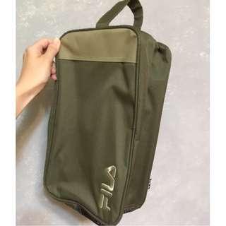 FILA Shoe Bag - Clean, Odorless, 32cm x 19cm x 12cm <250g
