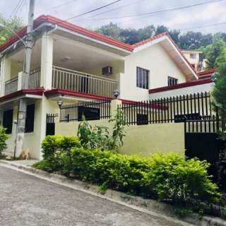 Rush house and lot for sale
