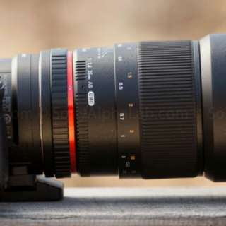 Samyang 85mm F1.4 Sony E mount