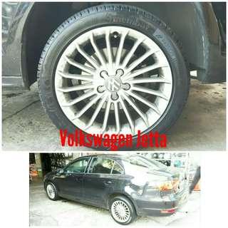 Tyre 225/45 R17 Membat on Volkswagen Jetta 🐕 Super Offer 🙋♂️