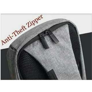 🔐 ANTi THEFT Chest Bag/Body Bag