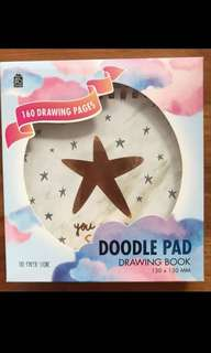 The Paper Stone doodle pad - you are a star