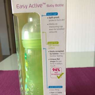 Mam bottle for baby 2months old