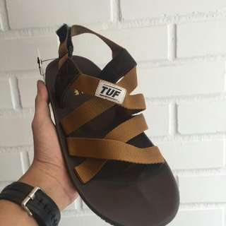 "Tuf Sandal ""Edmonton - brown"""