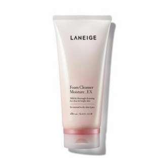 <$10 off> BNIB Laneige Foam Cleanser EX