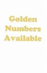 Golden Number 8** 75 755