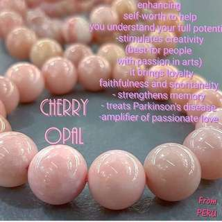 Cherry Opal - Feng Shui Charms