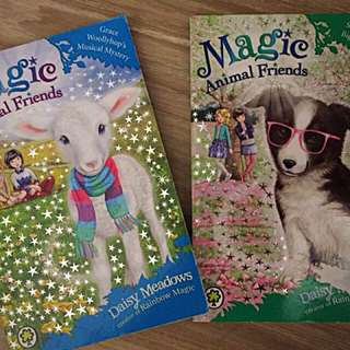 [2 for $10] Animal magic Friends