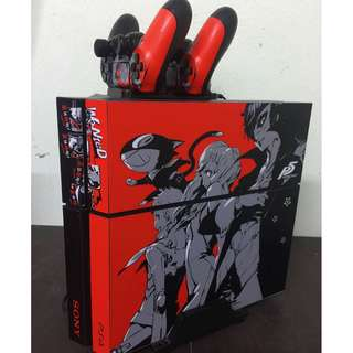 Customize PS4 Gaming Console Skins