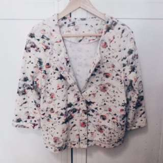 Promod Floral Jacket