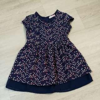 Lightly wear girl dress