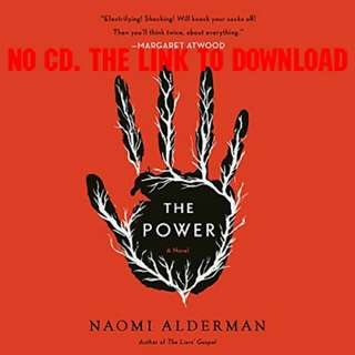 The Power by Naomi Alderman (AUDIOBOOK)