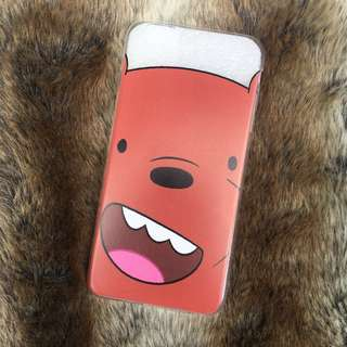 We Bare Bears Iphone 6Plus case