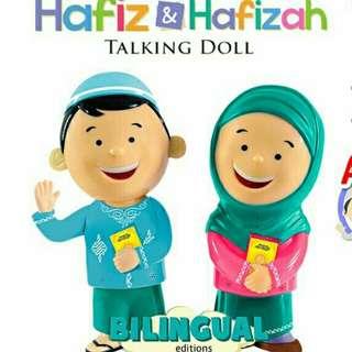 Boneka edukasi