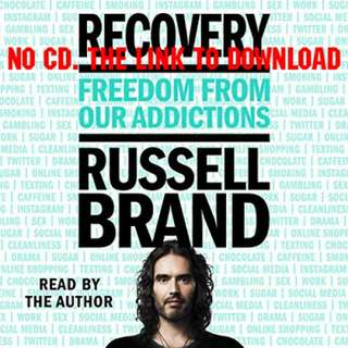Recovery by Russell Brand (AUDIOBOOK)
