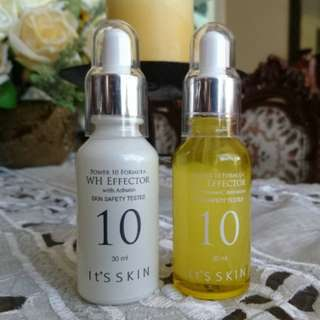 Bundle: It's Skin Power 10 Formula VC & WH Effector