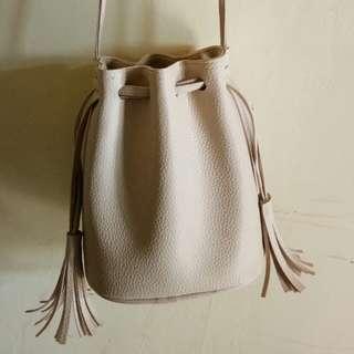 Bucket women bag