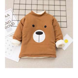 Winter sweater for children