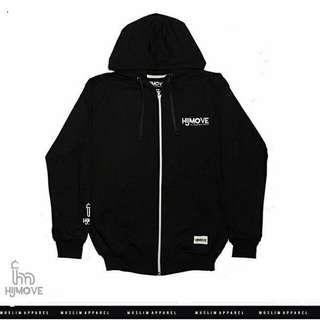 hoodie black HM